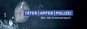 TV-Design | RBB – Täter Opfer Polizei